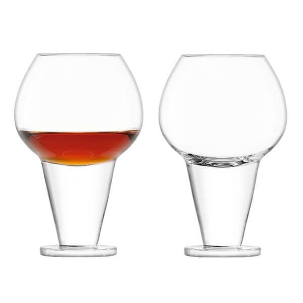 LSA Rum 290ml Tasting Glass Set Of 2