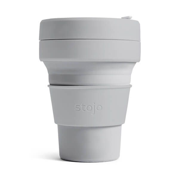Stojo Brooklyn Cashmere Collapsible Pocket Cup 12oz/355ml