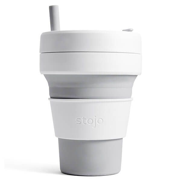 Stojo Dove Biggie Collapsible Mug 16oz/470ml