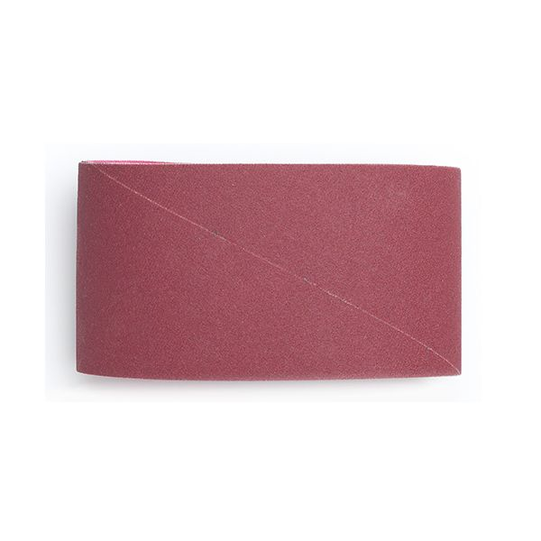 Medium Abrasive Belts - Pair