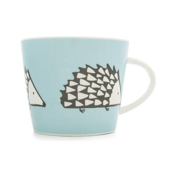 Scion Living Spike Blue 350ml Mug