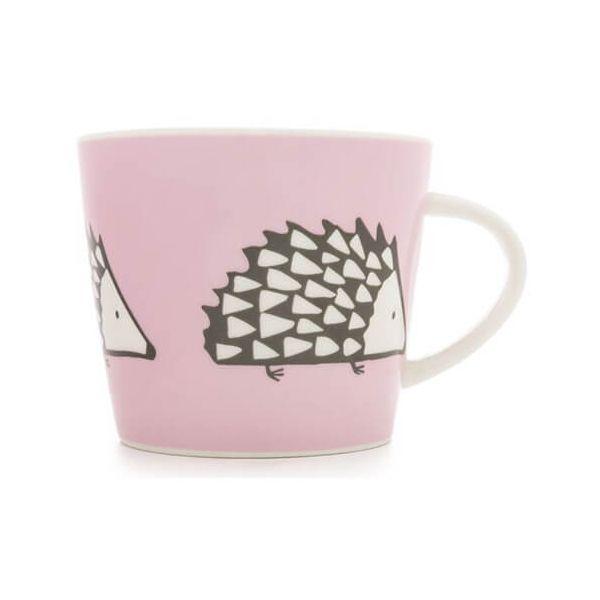 Scion Living Spike Pink 350ml Mug