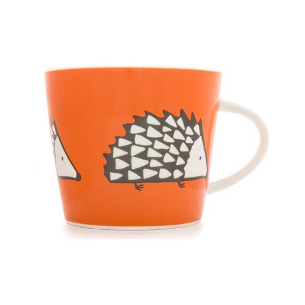 Scion Living Spike Orange 350ml Mug