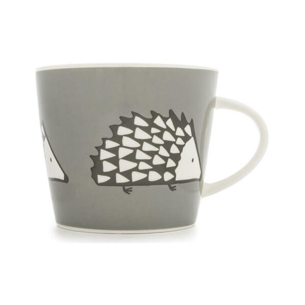 Scion Living Spike Grey 350ml Mug