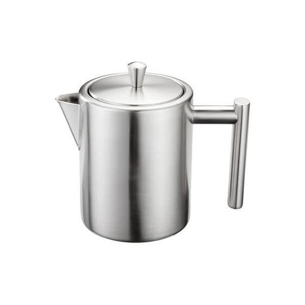 Stellar Stainless Steel 3 Cup 600ml Oslo Teapot