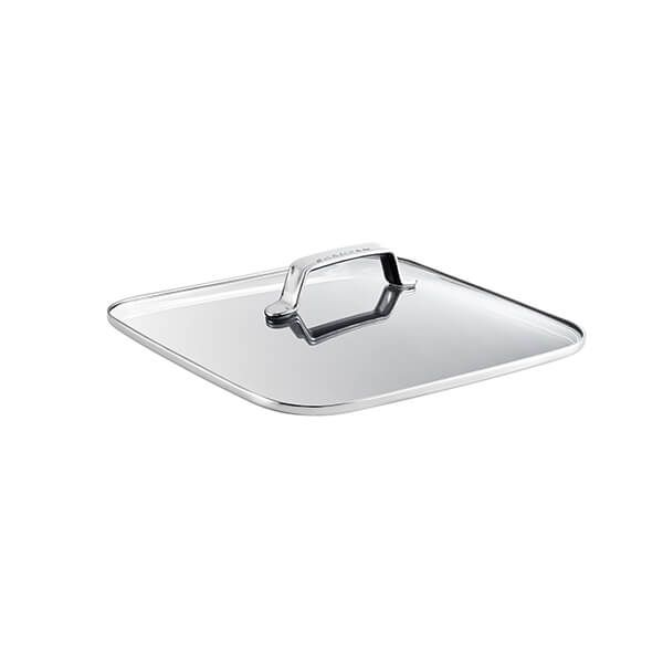 Scanpan TechnIQ 28cm Glass Lid for Square Roasting Pan