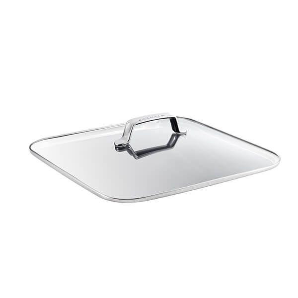 Scanpan TechnIQ 33cm Glass Lid for Square Roasting Pan