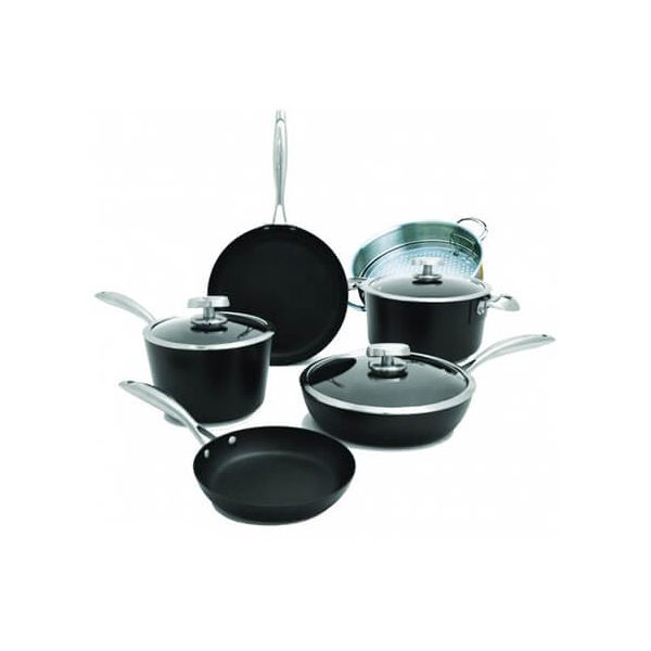 Scanpan Pro IQ 6 Piece Cookware Set