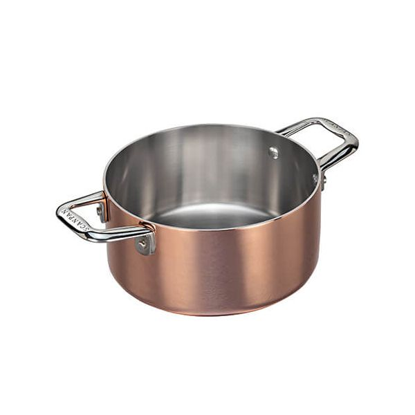 Scanpan Maitre D' Copper 16cmMini Dutch Oven/Casserole