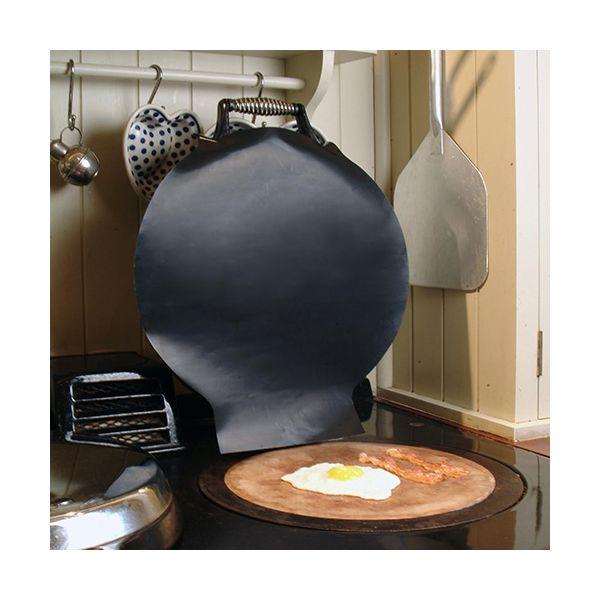 Bake O Glide Range / AGA Cooker Lid Splash Shield
