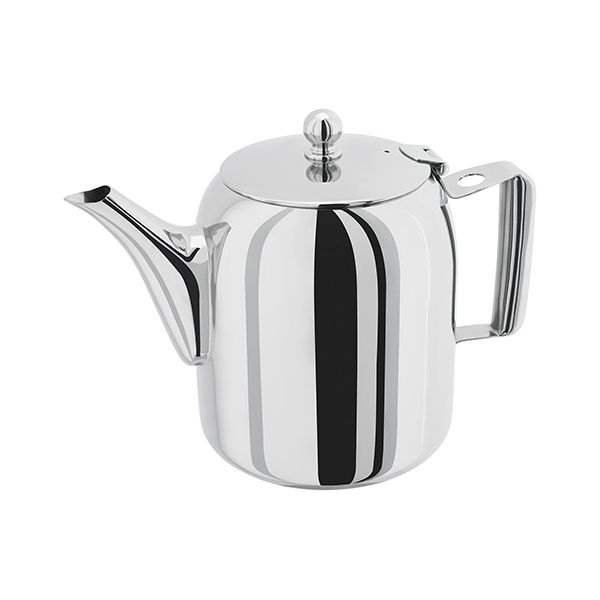 Stellar 53floz / 1.5L Continental Teapot