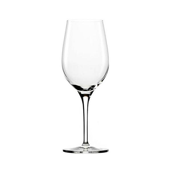 Dartington Crystal Set Of 6 White Wine Glasses
