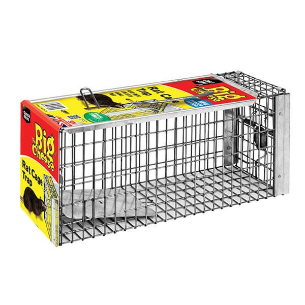 The Big Cheese Rat Cage Trap