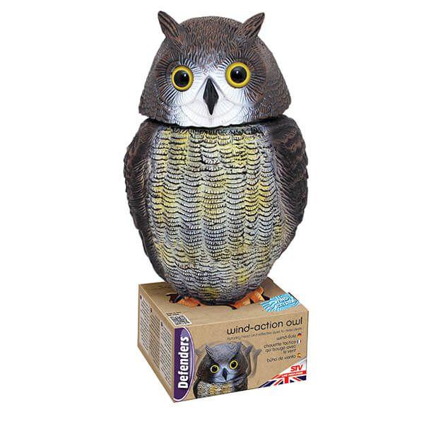 Defenders Wind-Action Owl