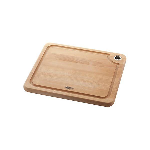 Stellar Beech Woodware 30 x 25 x 2cm Cutting Board