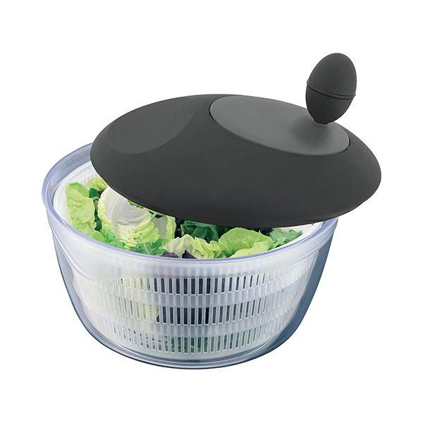 Judge Salad Spinner With Black & Grey Lid