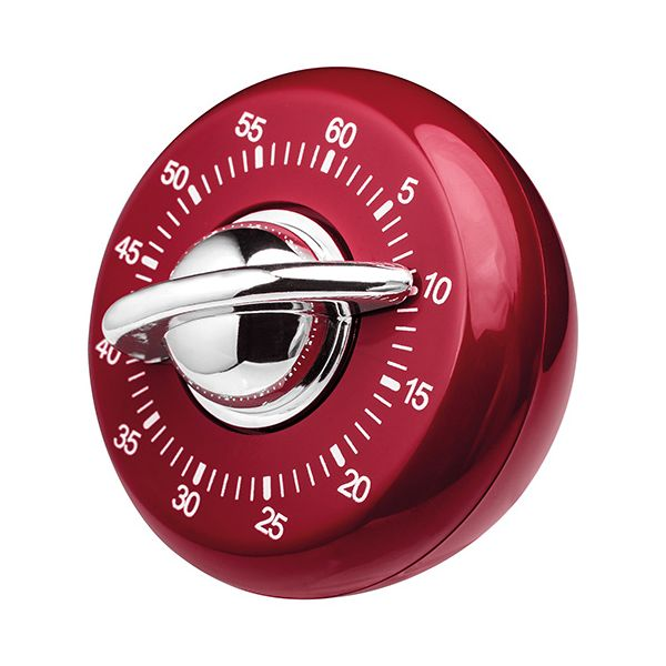 Judge Classic Timer Red