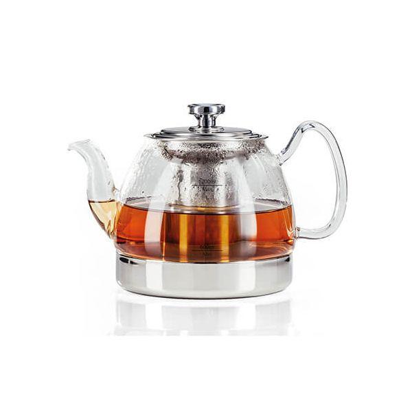 Judge Hob Top Induction 1.2 Litre Glass Teapot