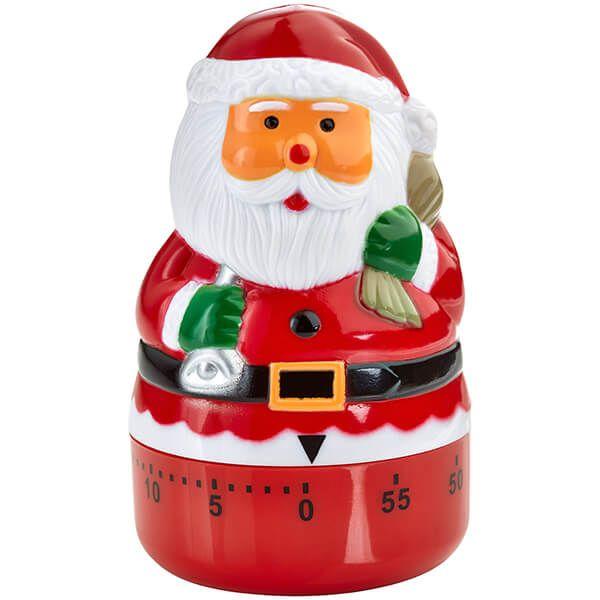 Judge Santa Kitchen Timer
