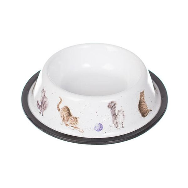 Wrendale Cat Bowl