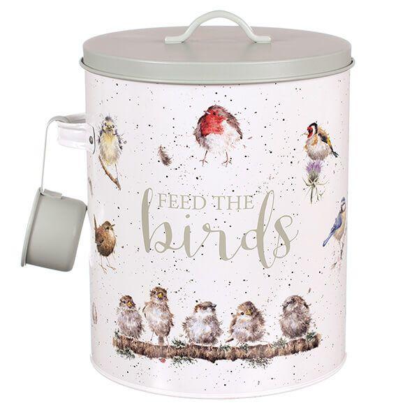 Wrendale Feed The Birds Tin
