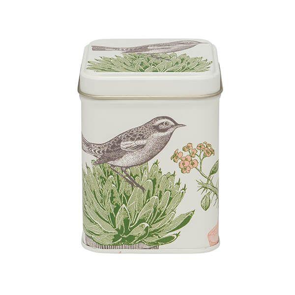 Thornback & Peel Cactus & Bird 100gm Square Tin