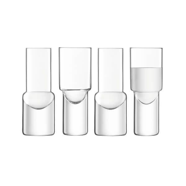 LSA Vodka Shot 50ml Set Of 4