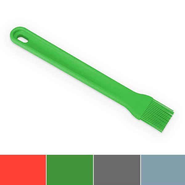 Venn Silicone Pastry Brush Green