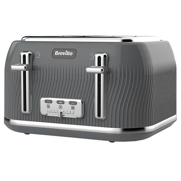 Breville Flow Toaster Grey