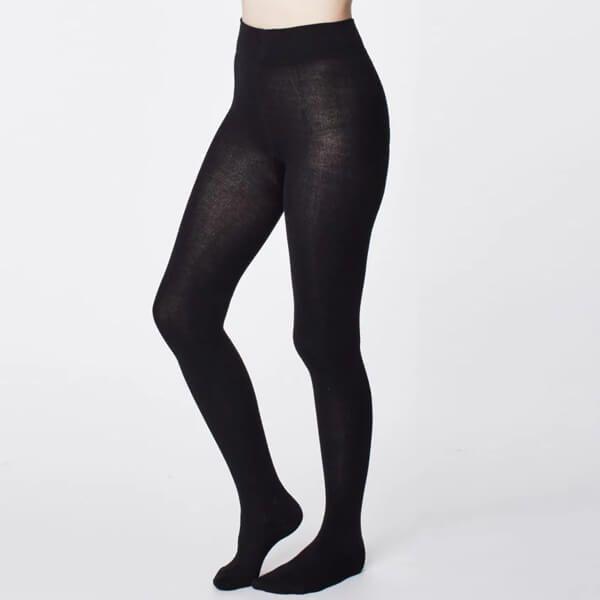Thought Black Elgin Tights