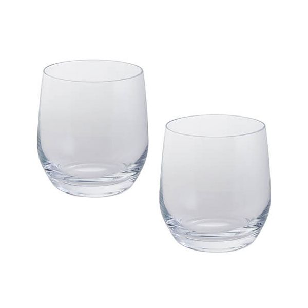Dartington Wine & Bar Set Of 2 Tumblers