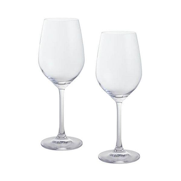 Dartington Wine & Bar Set Of 2 White Wine Glasses