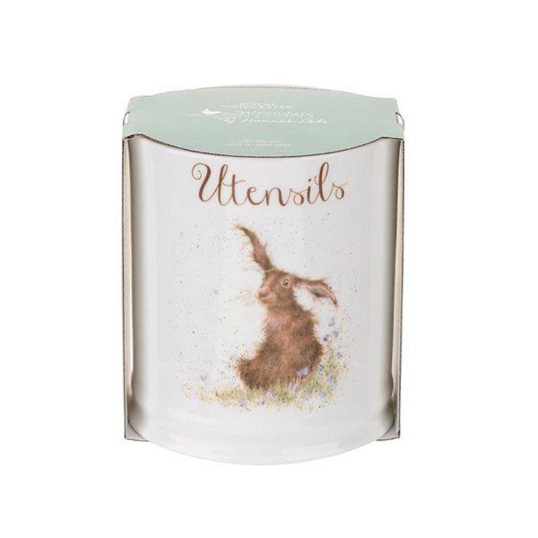 Wrendale Designs Utensil Jar Hare