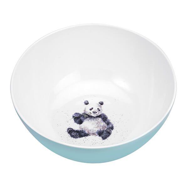 Wrendale Designs Melamine Panda Salad Bowl