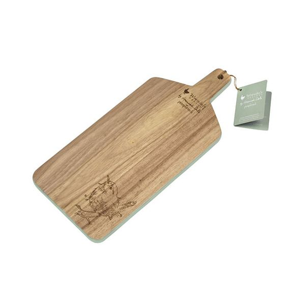 Wrendale Designs Large Chopping Board Wren