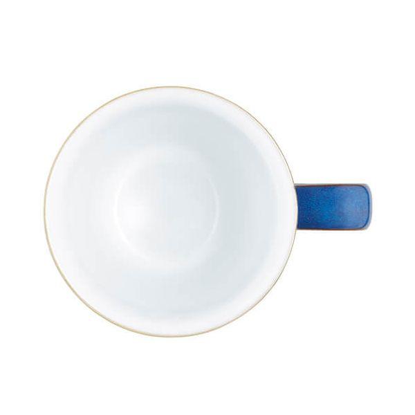Denby Imperial Blue Coffee Beaker / Mug