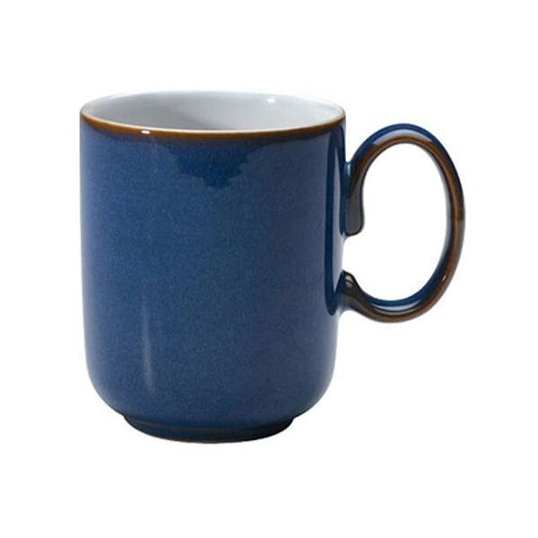 Denby Imperial Blue Straight Mug