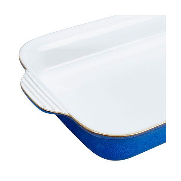 Denby Imperial Blue Large Rectangular Oven Dish
