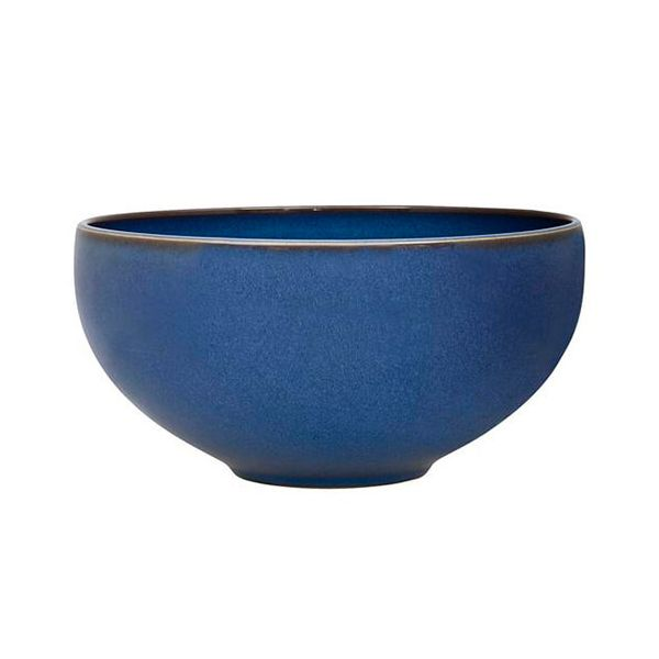 Denby Imperial Blue 7 Piece Asian Set