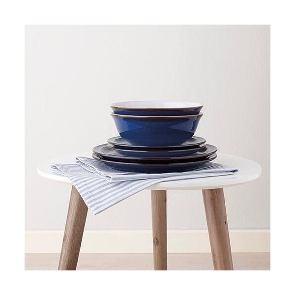 Denby Imperial Blue 12 Piece Set