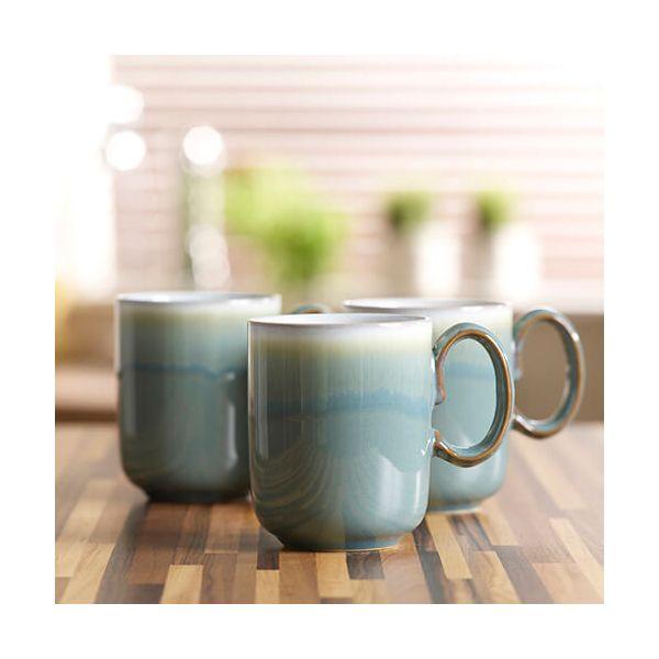 Denby Regency Green Double Dip Mug