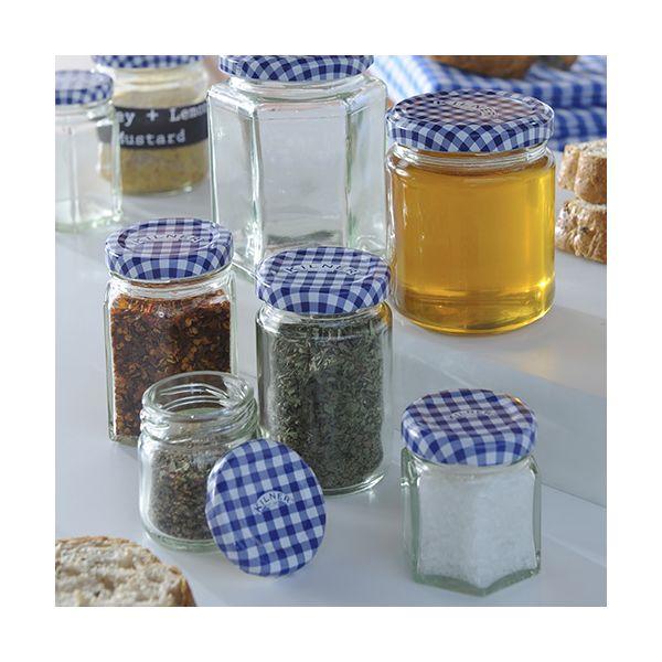 Kilner Twist Top Round Jar 260ml Box Of 12