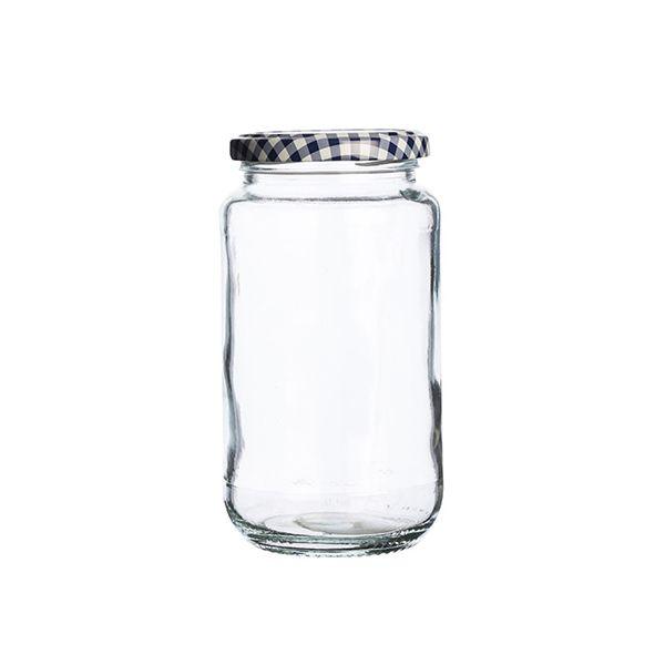 Kilner Twist Top Round Jar 580ml