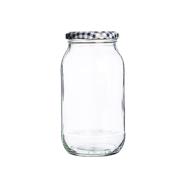 Kilner Twist Top Round Jar 725ml Box Of 12