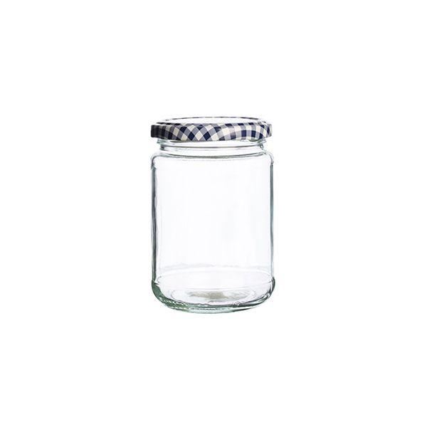 Kilner Twist Top Round Jar 370ml