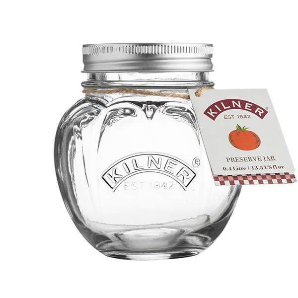 Kilner Tomato Fruit Preserve 400ml Jar