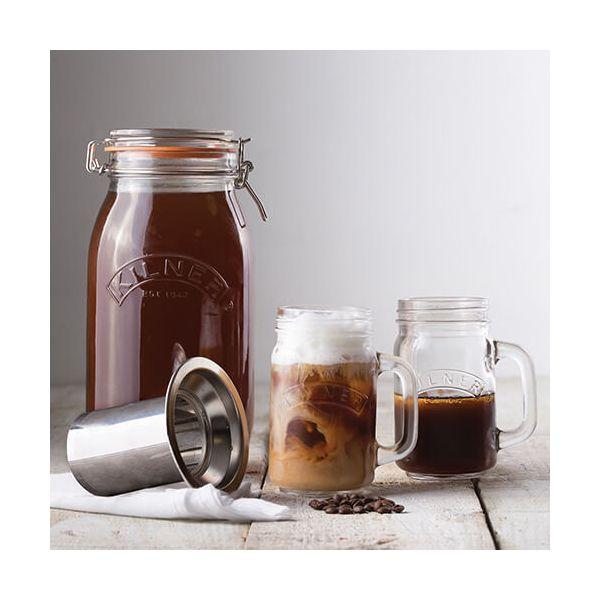 Kilner Cold Brew Coffee Set