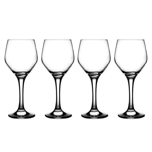 Ravenhead Majestic 420ml Set Of 4 Red Wine Glasses