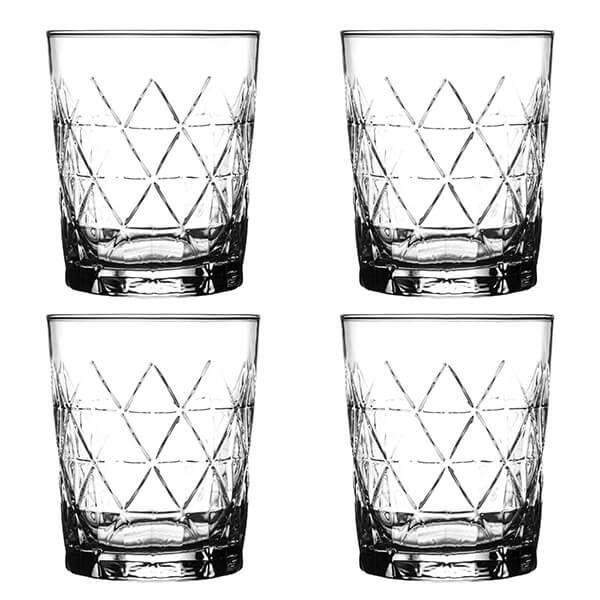 Ravenhead Entertain 340ml Set Of 4 Rum Glasses