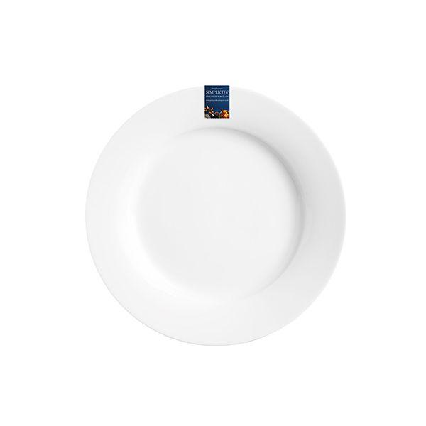 Price & Kensington Simplicity 27cm Dinner Plate